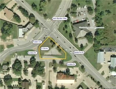 Parker County Commercial Lots & Land For Sale: Santa Fe Drive