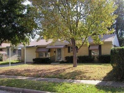 Mesquite Single Family Home For Sale: 2726 Cary Drive