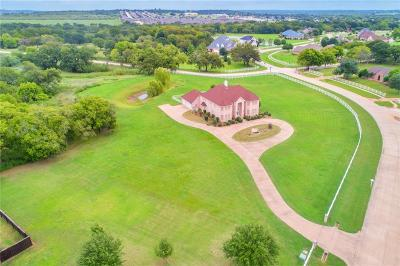 Burleson Single Family Home For Sale: 120 Ranchway Drive