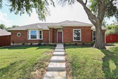 Carrollton Single Family Home Active Option Contract: 2236 Arbor Creek Drive