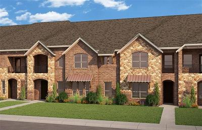 Flower Mound Townhouse For Sale: 2453 Gramercy Park Drive