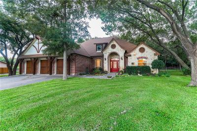 Weatherford Single Family Home For Sale: 325 Cedar Springs Lane