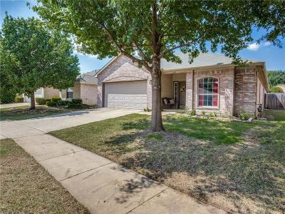 Saginaw Single Family Home For Sale: 1144 Trinity Trail