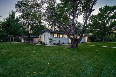 Fort Worth Single Family Home For Sale: 4632 Norwich Drive