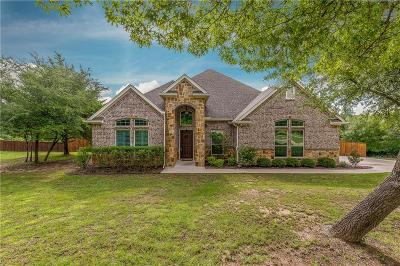 Weatherford Single Family Home For Sale: 110 Running Creek Court