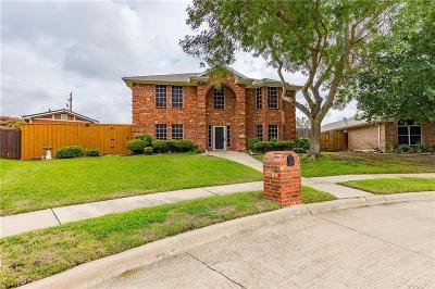 Allen Single Family Home For Sale: 729 Bluebonnet Drive
