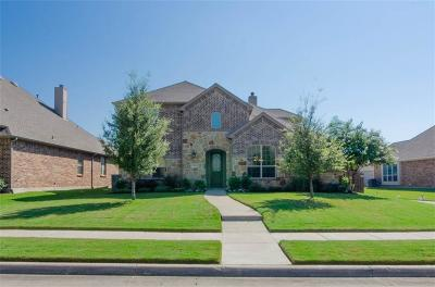 Sachse Single Family Home For Sale: 7508 Meadow Run Lane