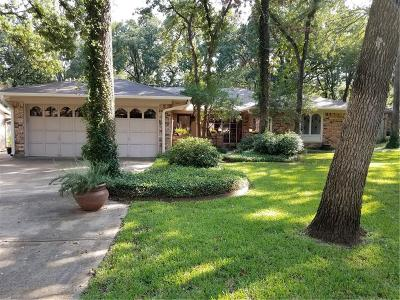 Grapevine Single Family Home For Sale: 2911 Wentwood Drive