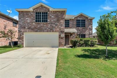 Fort Worth Single Family Home For Sale: 10416 Winding Passage Way