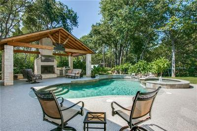 Flower Mound Single Family Home For Sale: 1909 Doubletree Trail