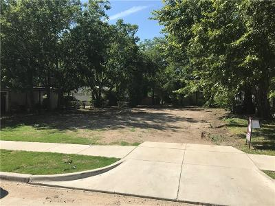 Tarrant County Residential Lots & Land For Sale: 5841 Straley Avenue