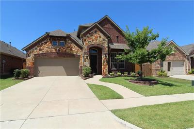 McKinney Single Family Home For Sale: 10872 Leesa Drive