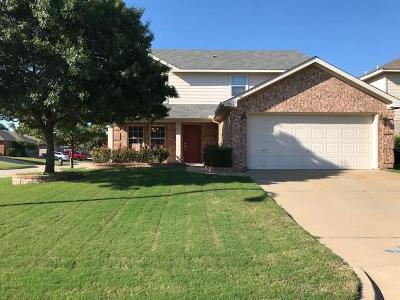 Fort Worth Single Family Home For Sale: 9856 Parkmere Drive