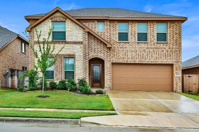 Fort Worth TX Single Family Home For Sale: $258,900