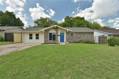 Plano Single Family Home For Sale: 1419 Ridgecrest Drive