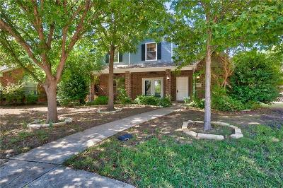 Prosper Single Family Home For Sale: 1808 Waterwood Drive