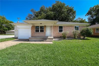 Wylie Single Family Home For Sale: 301 S 3rd Street