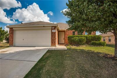 Fort Worth Single Family Home For Sale: 1233 Mountain Peak Drive