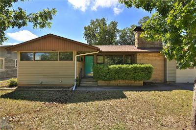 Abilene Single Family Home For Sale: 573 E North 23rd Street