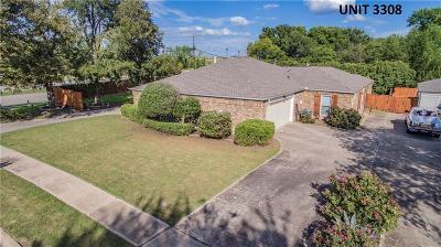 Multi Family Home Active Option Contract: 3308 Foxboro Drive