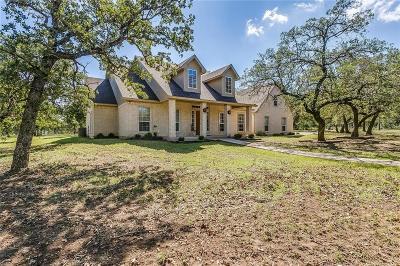 Santo Single Family Home For Sale: 2225 Live Oak Road