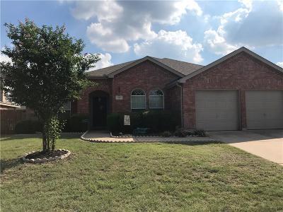 Celina Single Family Home For Sale: 1261 Stone Lane