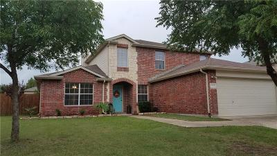 Forney Single Family Home For Sale: 1009 Hanover Drive