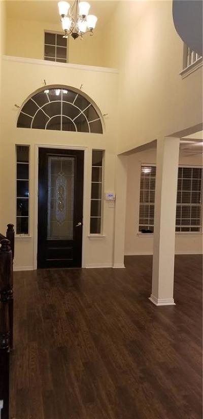 Rowlett Single Family Home For Sale: 8214 Turnberry Street