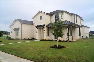 Flower Mound Single Family Home For Sale: 4732 Amble Way