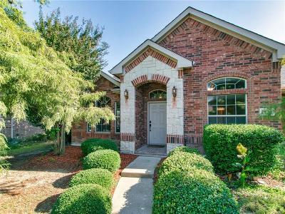 Rockwall Single Family Home For Sale: 2836 Tangleglen Drive