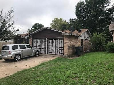 Dallas Single Family Home For Sale: 614 Edgedale Drive