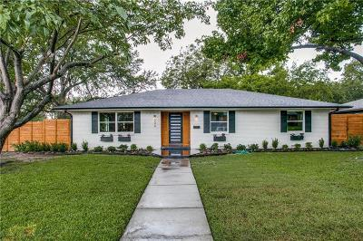 Single Family Home For Sale: 804 S Weatherred Drive