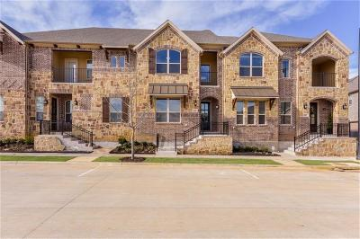 Flower Mound Townhouse For Sale: 2449 Gramercy Park Drive