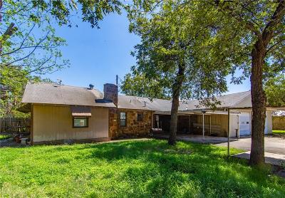 Brownwood Single Family Home For Sale: 310 High Top Street