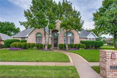 Keller Single Family Home For Sale: 997 Post Oak Road