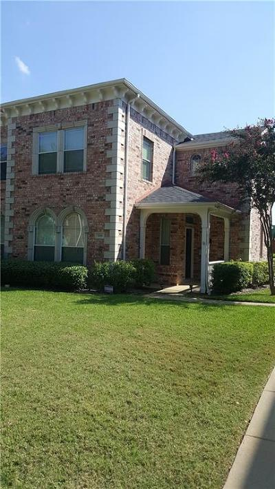 Lewisville Townhouse For Sale: 316 Legends Drive