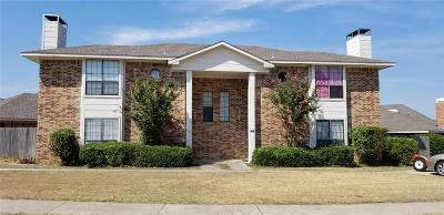 Frisco Multi Family Home For Sale: 8943 Camfield Way