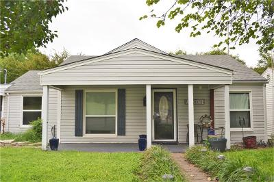 Weatherford Single Family Home For Sale: 809 S Lamar Street