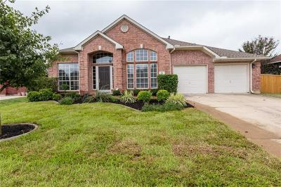 Trophy Club Single Family Home For Sale: 59 Sonora Drive