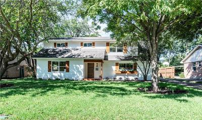 Parkview Estates Single Family Home For Sale: 510 S Waterview Drive