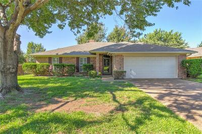 Cleburne Single Family Home For Sale: 1216 Stonelake Drive