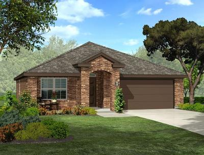Fort Worth Single Family Home For Sale: 7908 Mosspark Lane