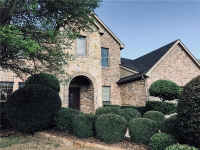 Fort Worth Single Family Home For Sale: 12304 Treeline Drive