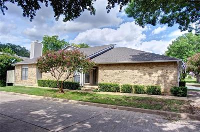 Carrollton Townhouse For Sale: 2751 Stonecreek Court