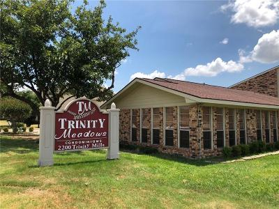 Carrollton Condo Active Option Contract: 2200 E Trinity Mills Road #308