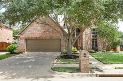 Flower Mound Single Family Home For Sale: 3100 Hartford Drive