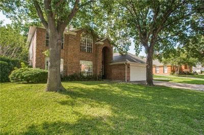 Fort Worth Single Family Home For Sale: 7764 Grassland Drive