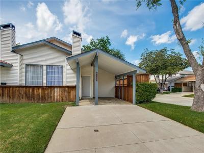 Carrollton Townhouse For Sale: 2115 Via Catalina