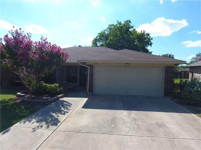 Single Family Home For Sale: 6701 Red Fox Trail