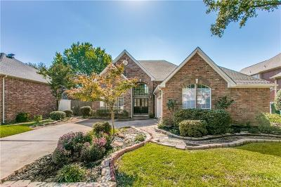 Flower Mound Single Family Home For Sale: 2813 Saint Andrews Drive